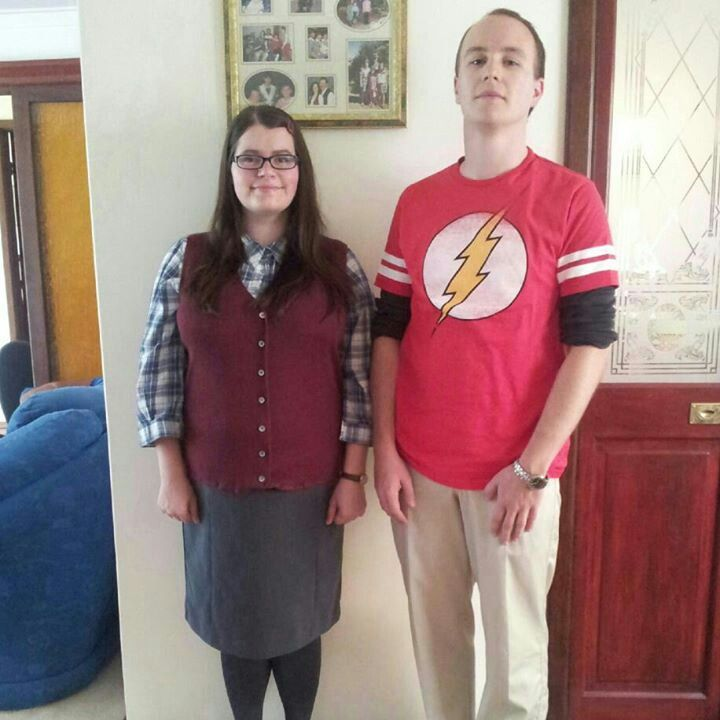 Big bang theory cosplay - Sheldon and Amy  sc 1 st  Pinterest & Big bang theory cosplay - Sheldon and Amy | Yesssssh | Pinterest ...