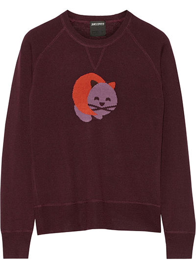 Via:LuckyMagazine 50 Adorable Animal Sweaters Worth Adopting This Winter
