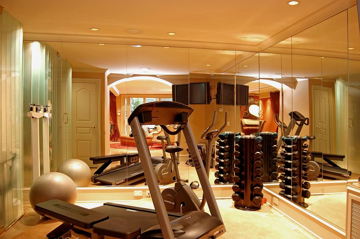 Master Suite Workout Room Perfect Home Gym Pinterest