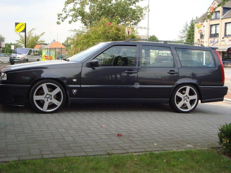 My Grey Wagon Volvo Forums Enthusiasts Forum V70r