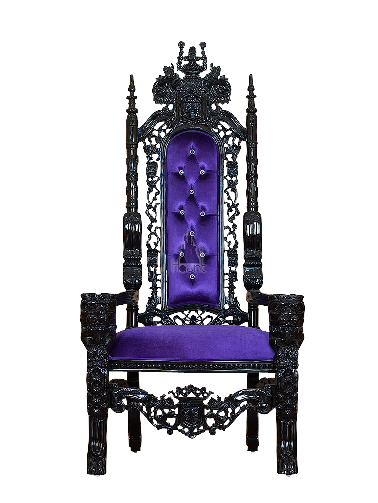 The Emperor Throne Throne Haunt Furniture All Furnitures Are
