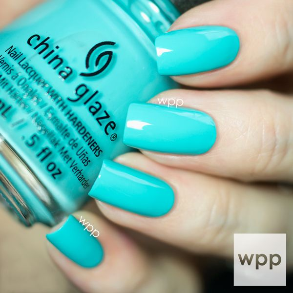 China Glaze Desert Escape Summer Specialty Collection 2015 Swatches and Review