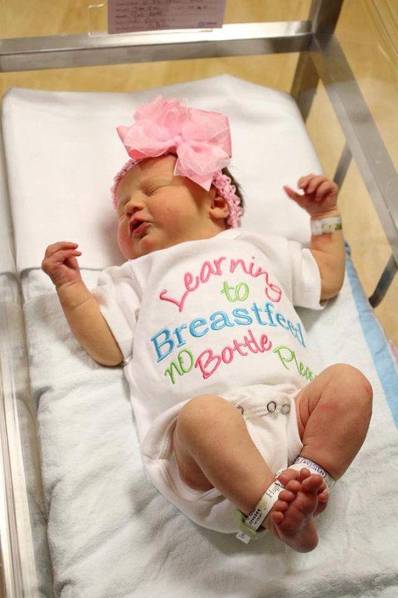 Breastfeeding Baby Newborn Baby Clothes Baby Hospital