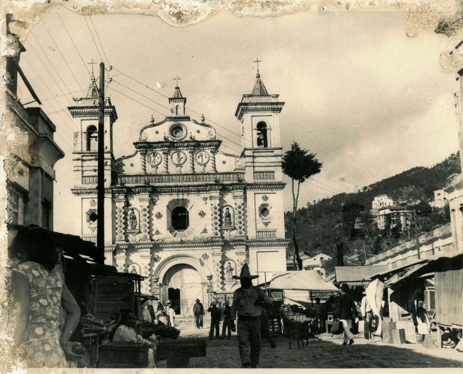 REMINISCENCIAS CAPITALINAS Iglesia Los Dolores Tegucigalpa capitalinas Pinterest