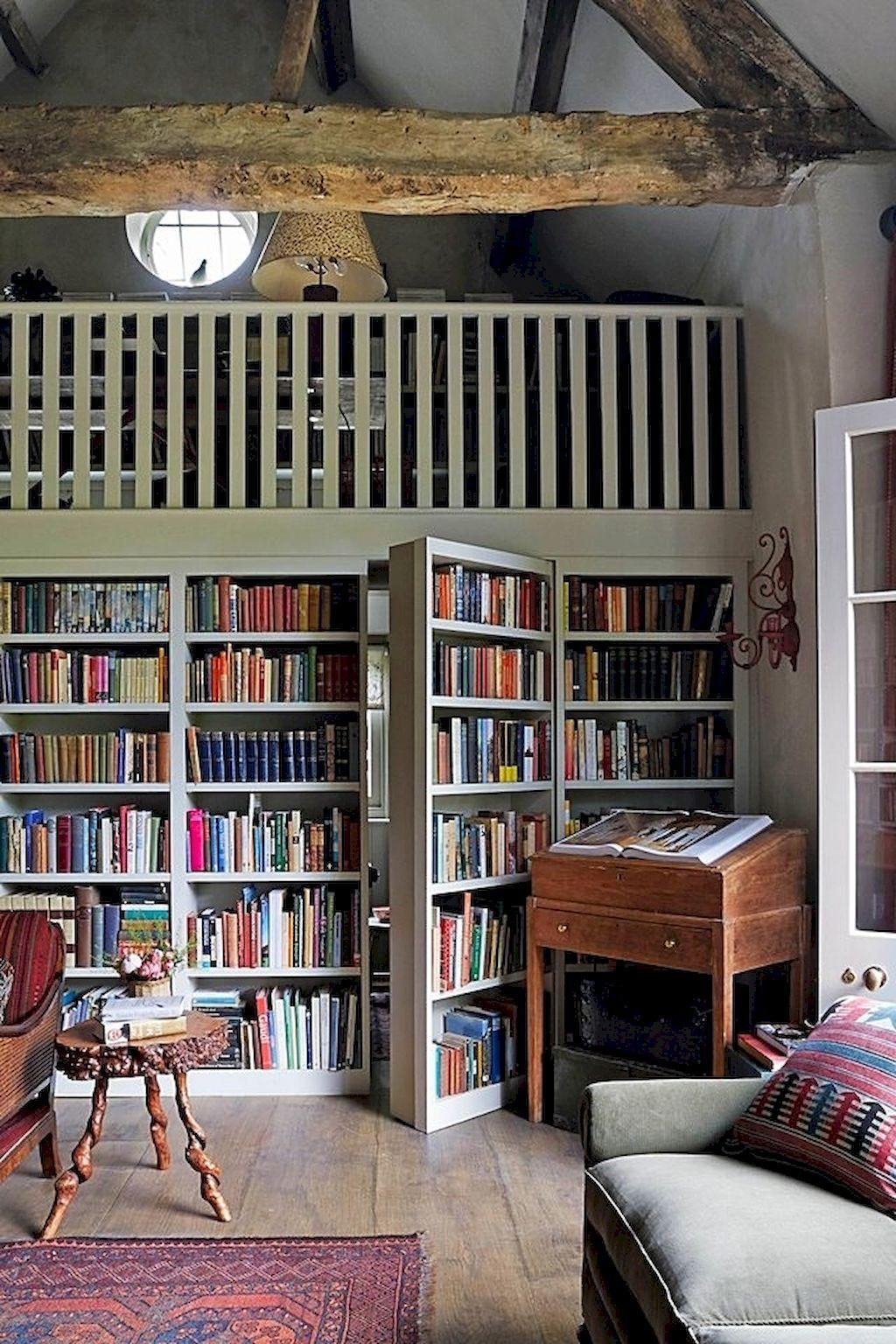 35 Insanely Creative Hidden Doors for Secret Rooms Designs Ideas