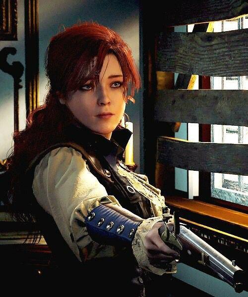Elise De La Serre (Assassins Creed: Unity) (With images