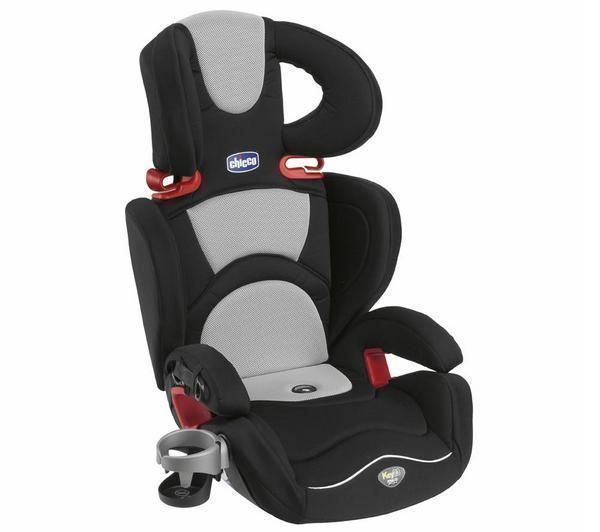 Chicco Siège Auto Key 2 3 Ultrafix Black Pegaso Sillas