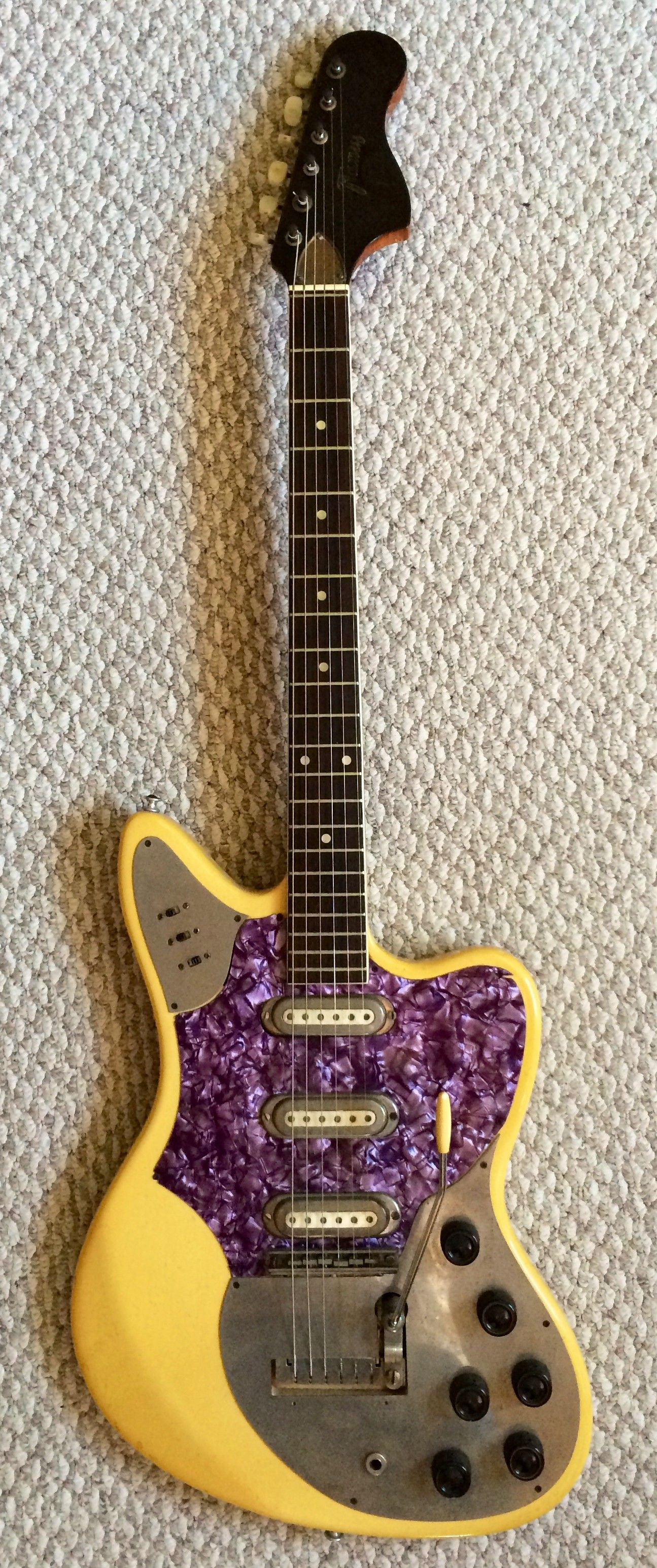 Framus Diablo Supreme X Nirvana BlackBurst High Polish with Floyd Rose Guitars Framus Pinterest
