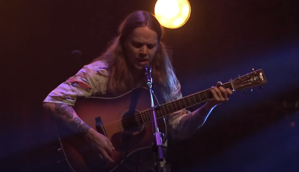 Billy Strings Performs Bluegrass Version Of Post Malone's