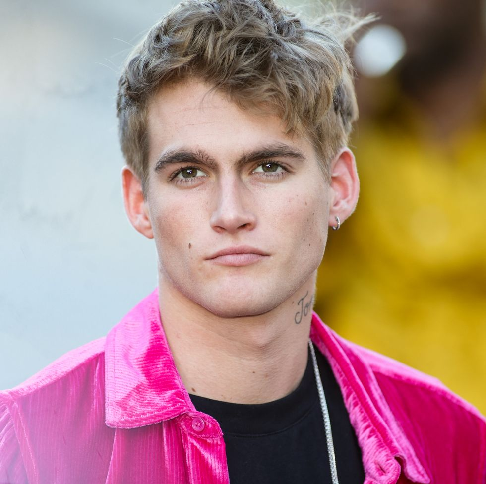 See Presley Gerber's Unmissable Face Tattoo in 2020