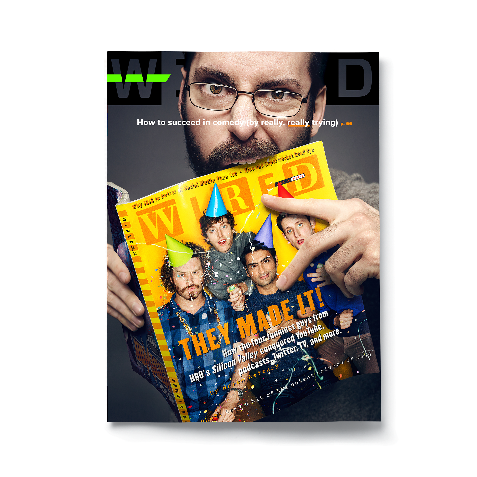 wired Editor in Chief: Scott Dadich Executive Creative Director ...