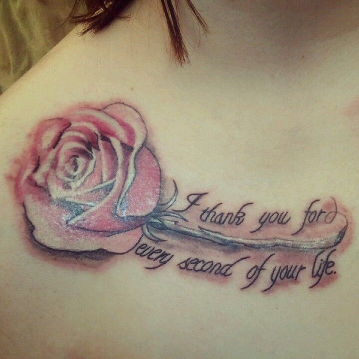 In memory tattoo :-) RIP Grandma and Grandpa .....I thank you for every second o... -