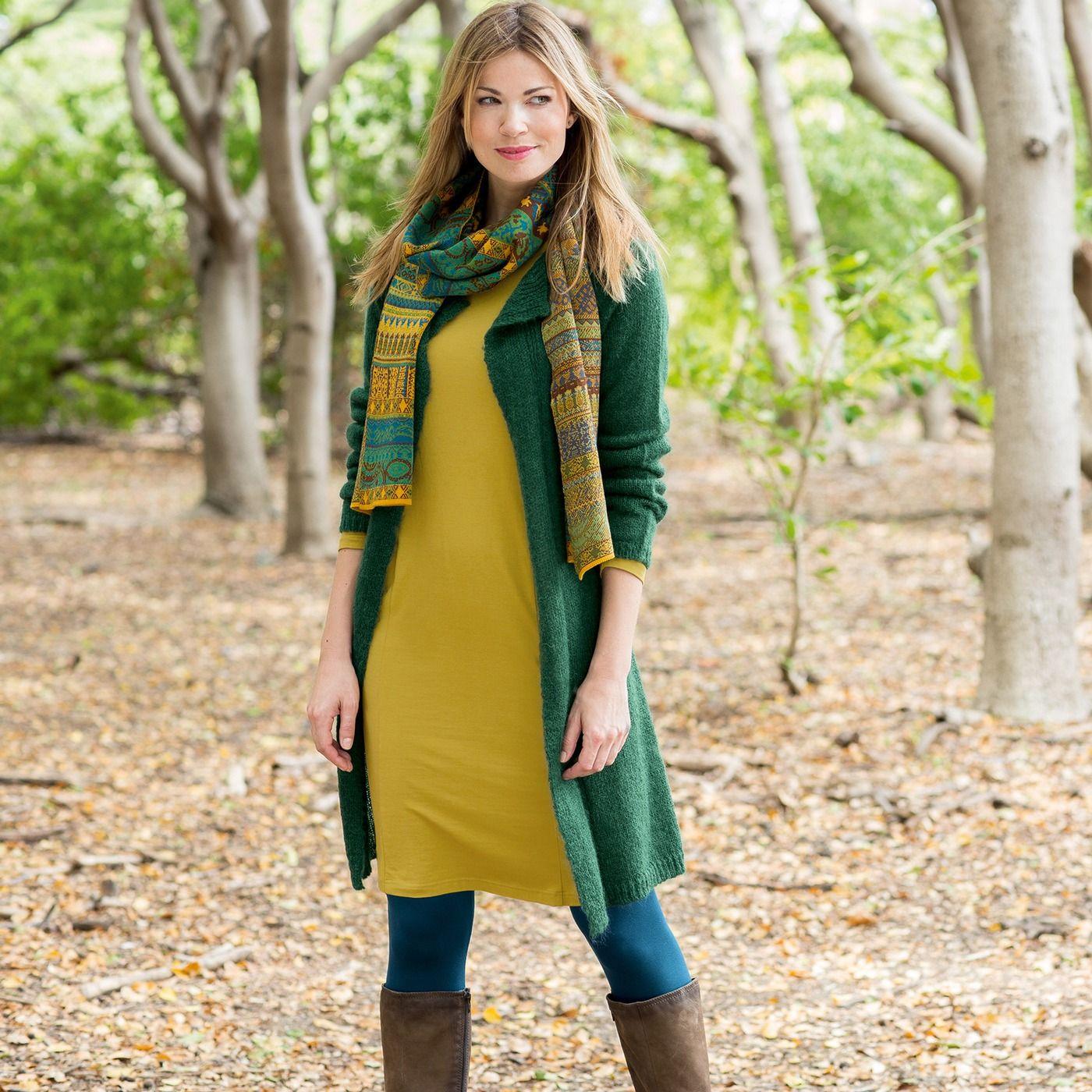 Kleid Jill-Farbenfroh & fantasievoll-Style-Finder-Style ...
