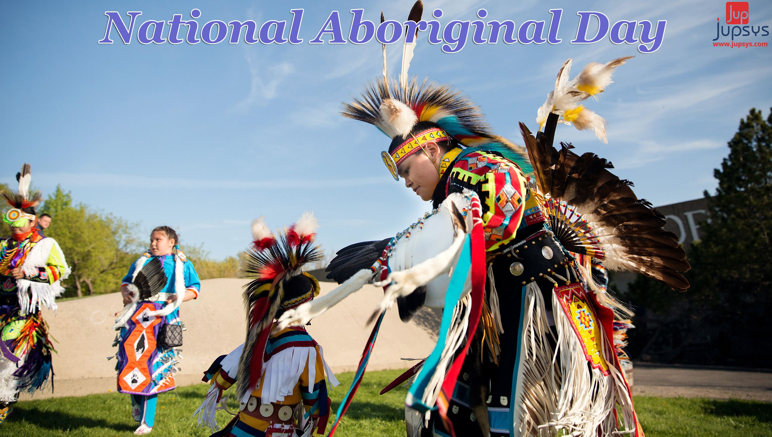 National Aboriginal Day Wishes by JupsysInfotech