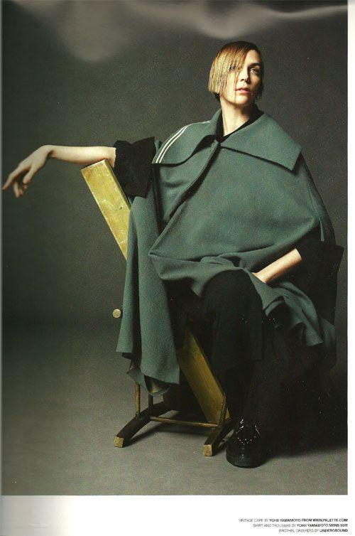 Yohji Yamamoto - Vintage Japanese Clothing. Available at Palette London.