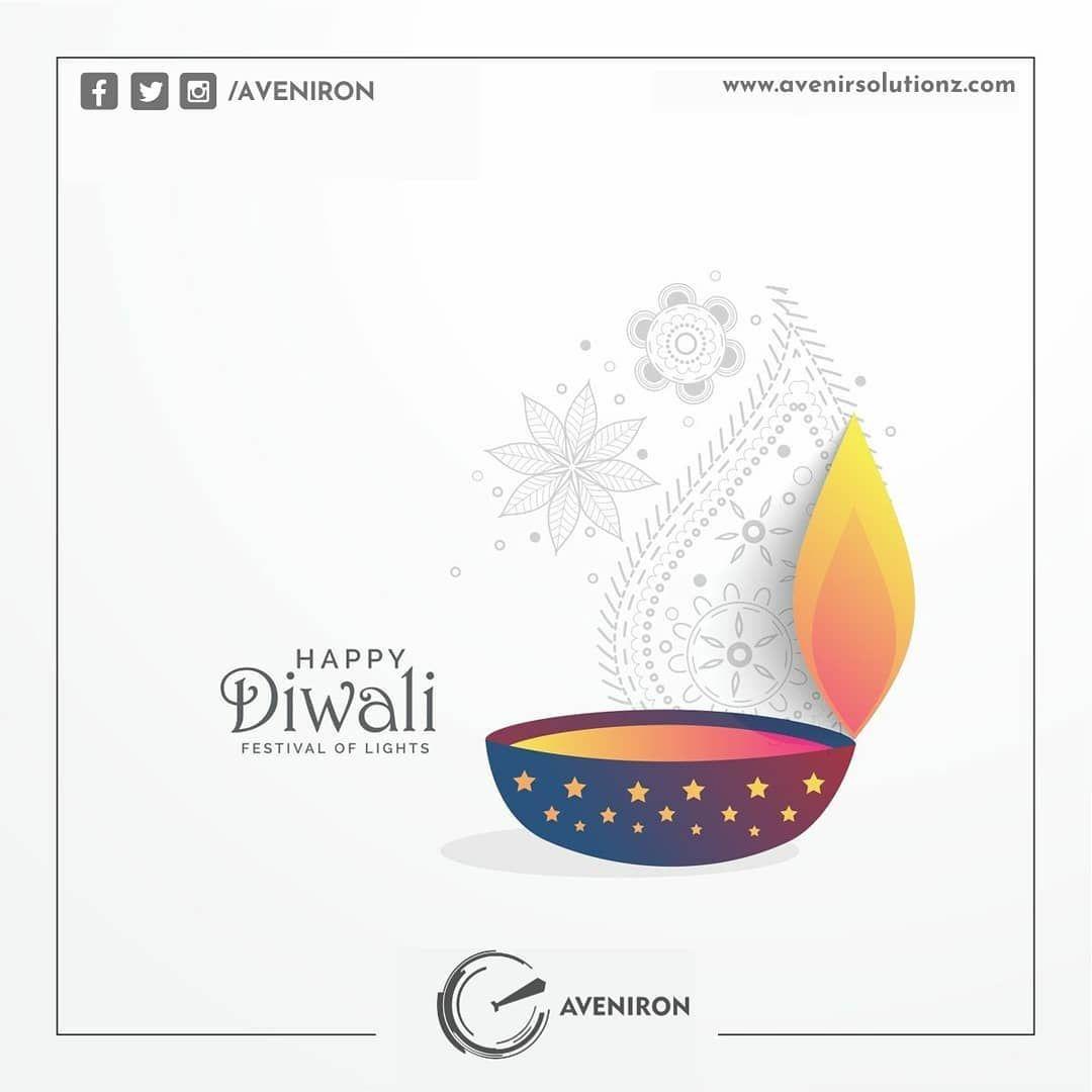 Happieee Fun Glow Diwali May The Lights Of Diwali Diyas