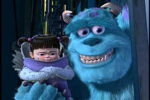 Monsters Inc | Monstros s.a., Personagens pixar, Cartoon cartoon