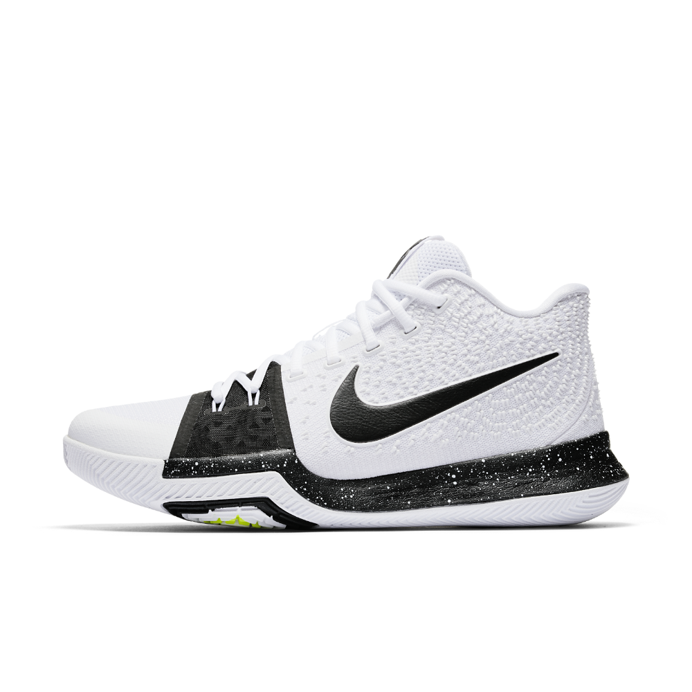 outlet store f3f83 72541 Nike Kyrie 3 TB Men's Basketball Shoe Size 12.5 (White ...