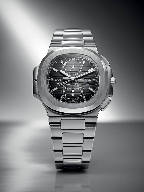 92992eff66f Baselworld 2014 Patek Philippe Nautilus Travel Time