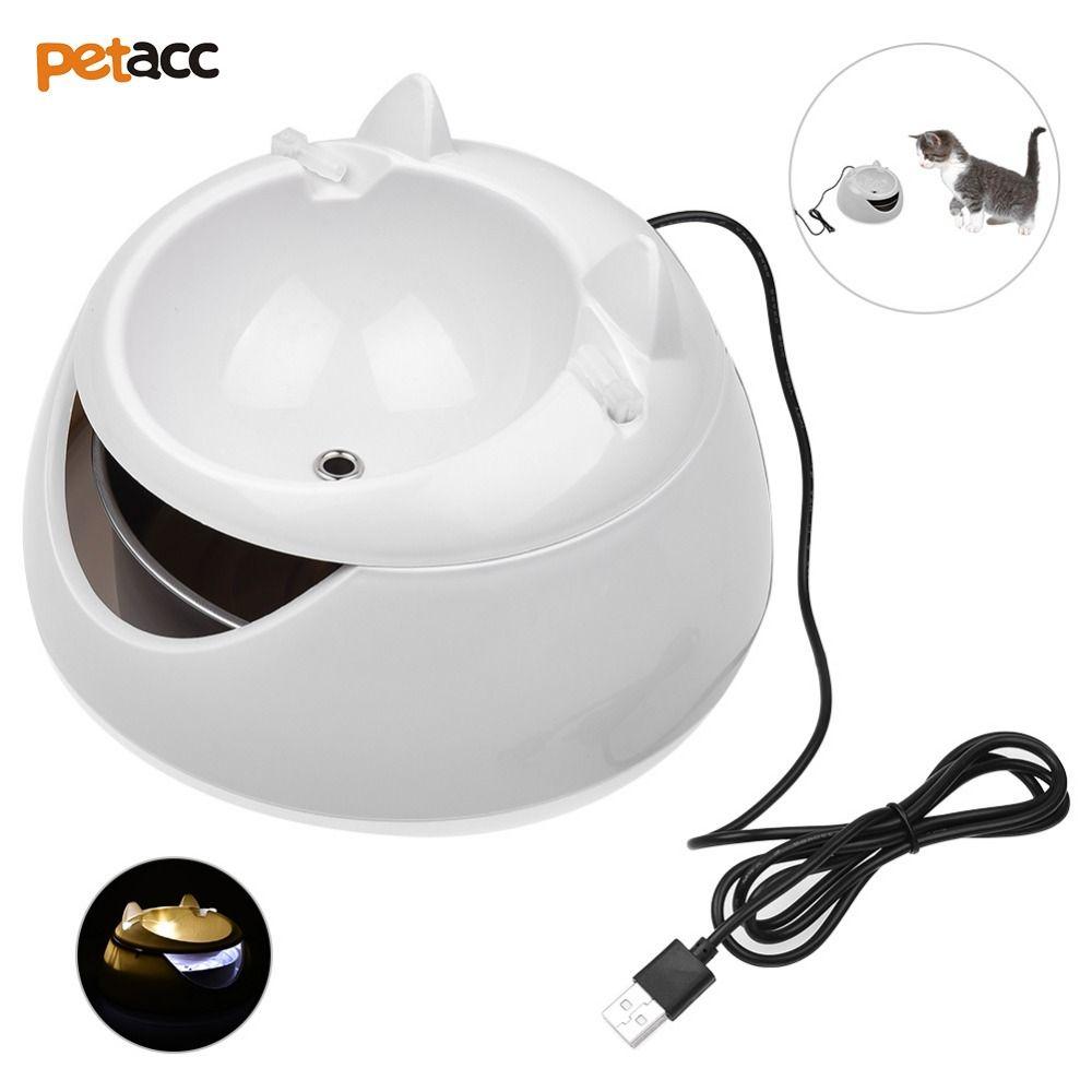 petacc pet fontaine d 39 eau chat potable fontaine lectrique. Black Bedroom Furniture Sets. Home Design Ideas