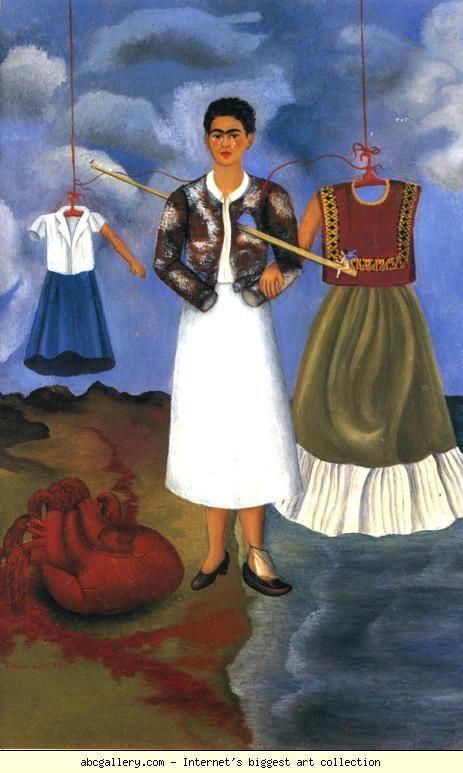 Frida Kahlo. Memory.
