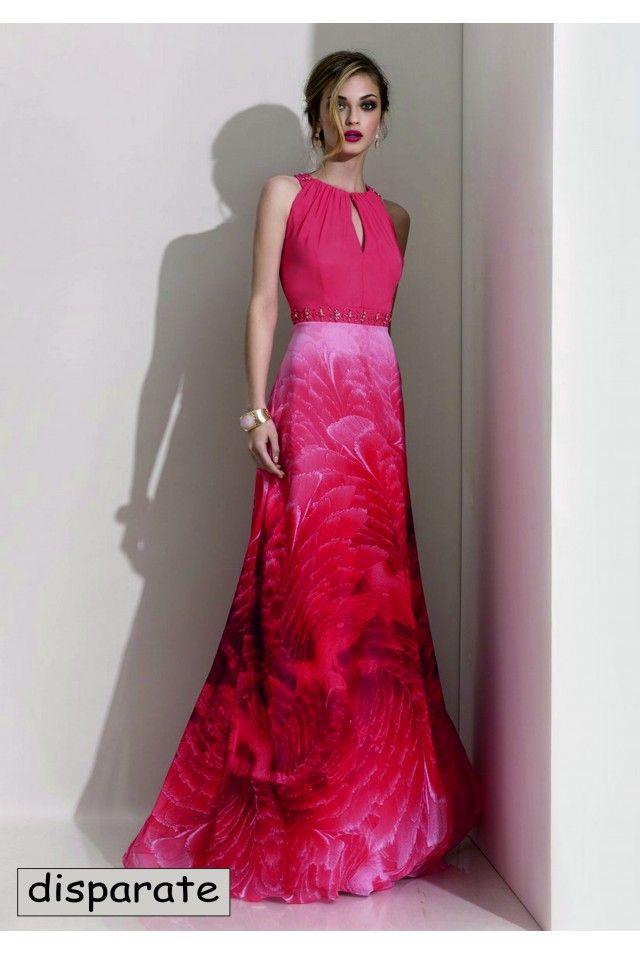Vestido Moda Moda DisparateVestidos Vestido Estampado Foulard DisparateVestidos Estampado Foulard bDeEH2YW9I