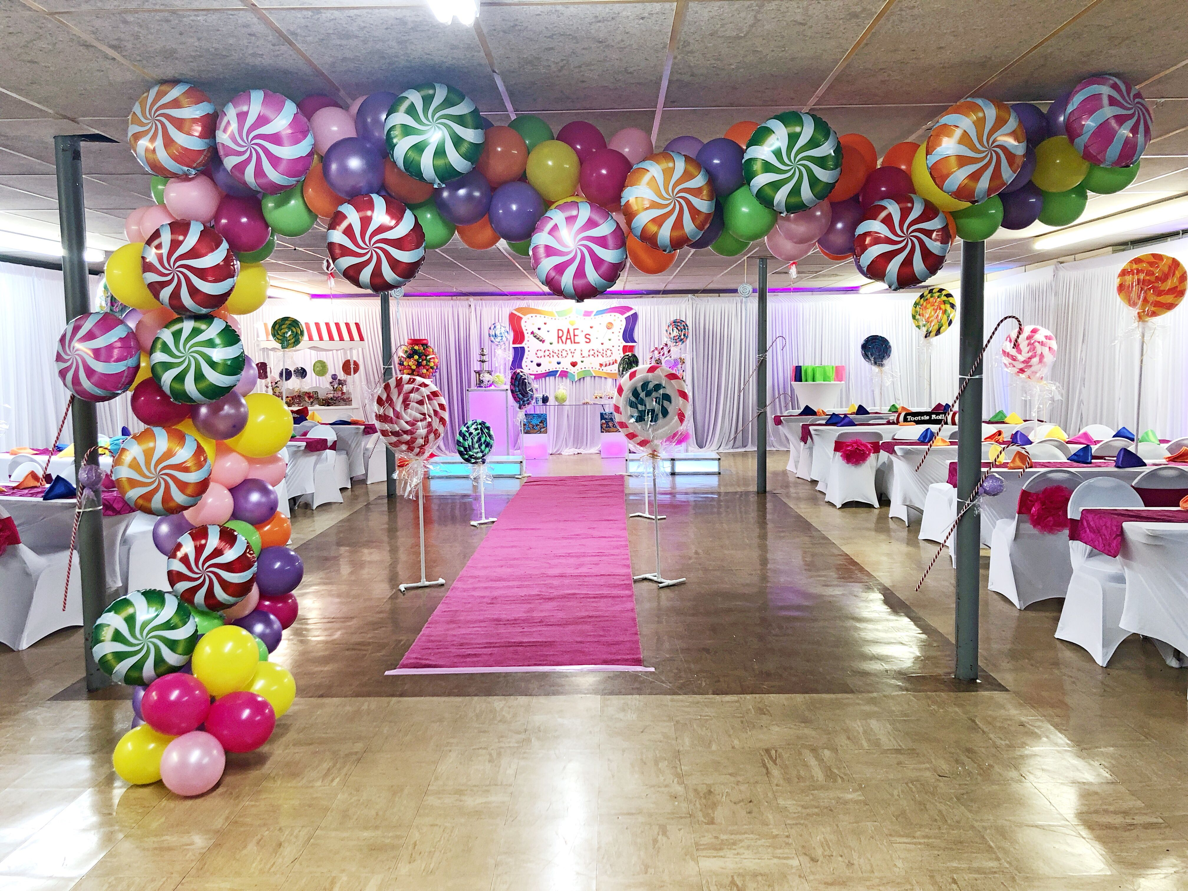 Satisfy Your Sweet Tooth In Candyland Heaven Candyland Party