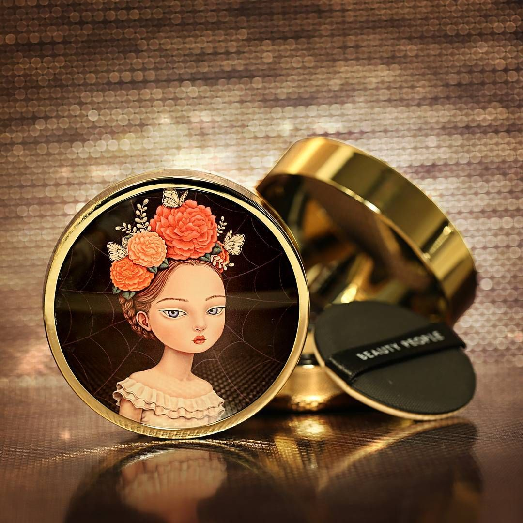 Get Your Hands On This Phenomenal Cushion Compact That Covers All Your Blemishes Waterproof Gel Eyeliner Cushion Foundation Lip Sleeping Mask