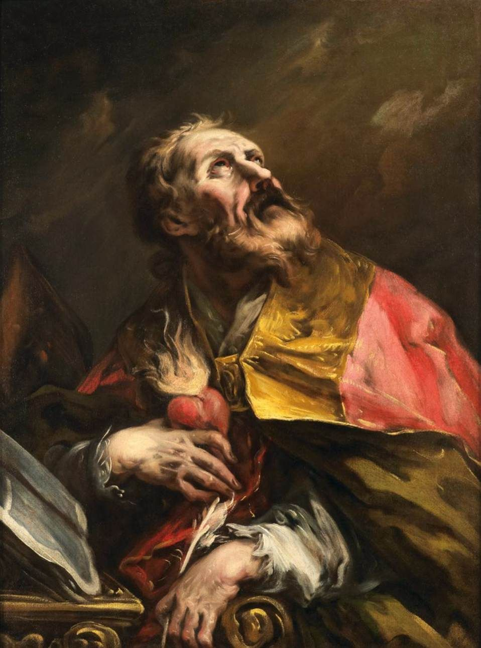 St Augustine Of Hippo St Augustine 354 430 Arte