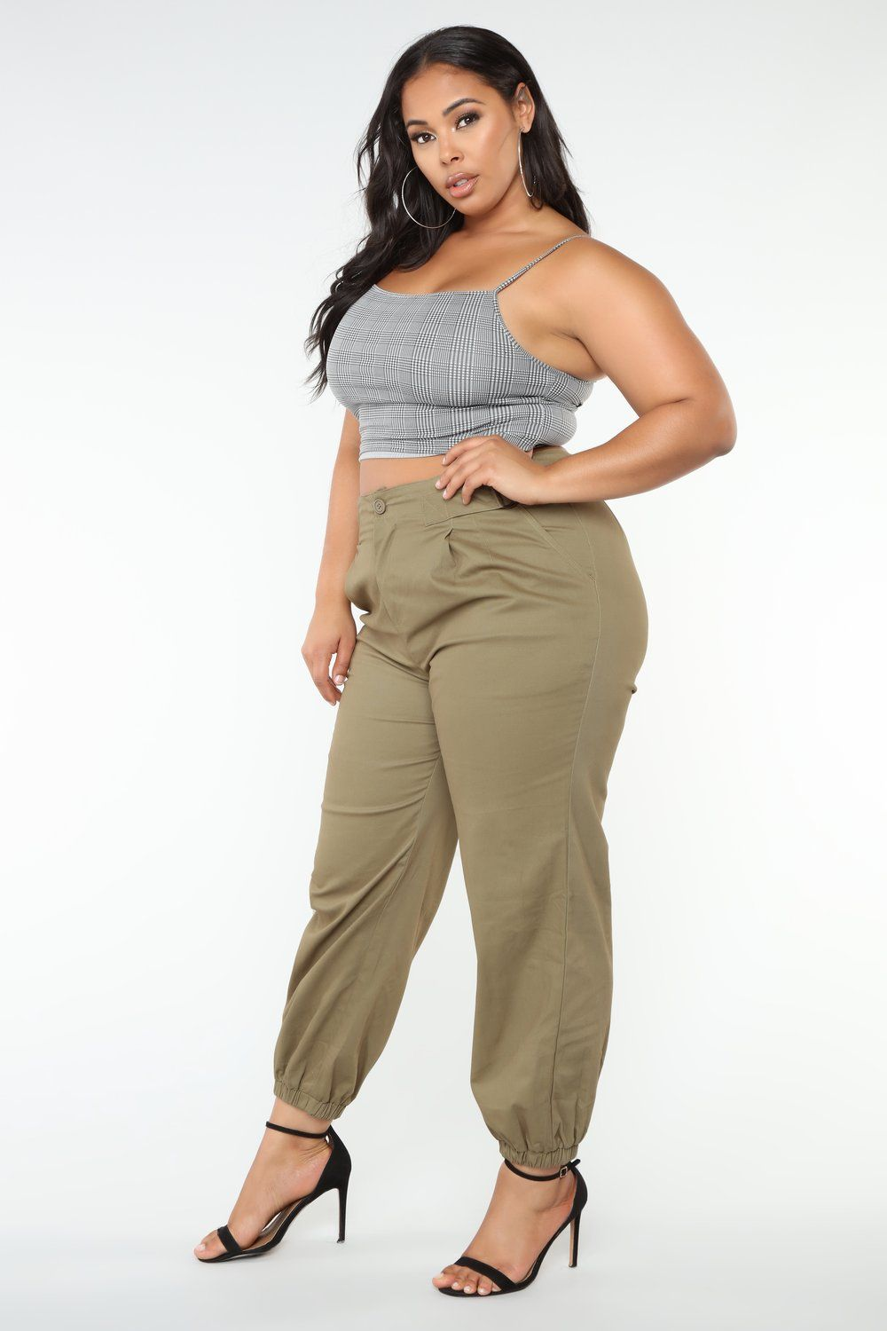 9a90e688c3bd8 Do It Myself Cargo Pants - Olive