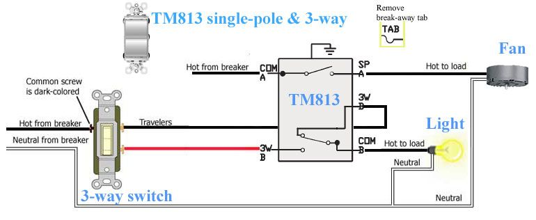 wiring diagram how to wire tm8111 switch how to wire legrand tm813 wire switch  light switch wiring  home  light switch wiring