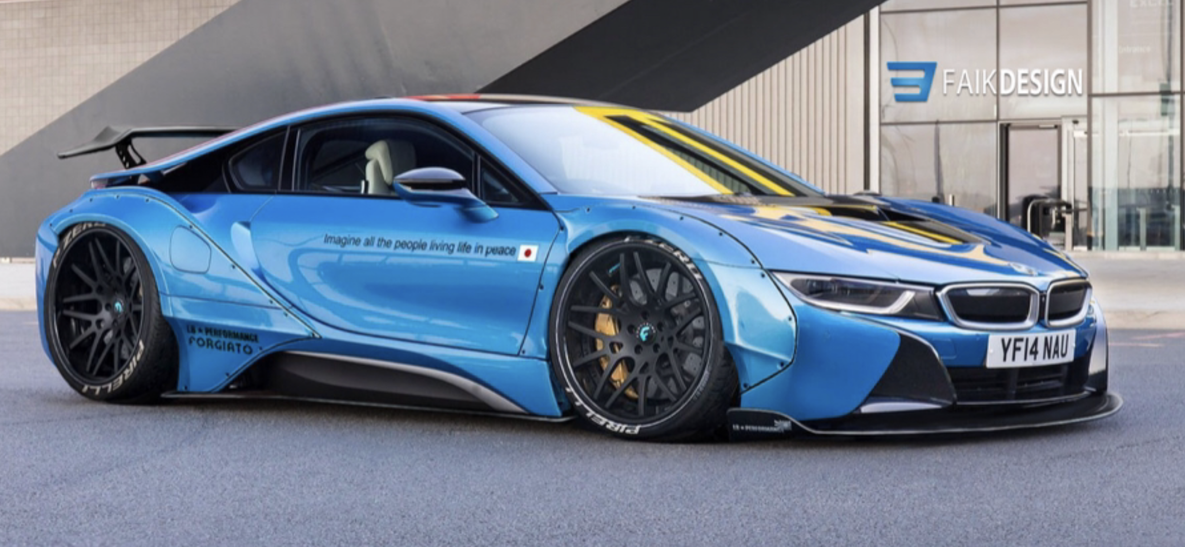 Pin by Del Corso on Bmw i8 Pinterest