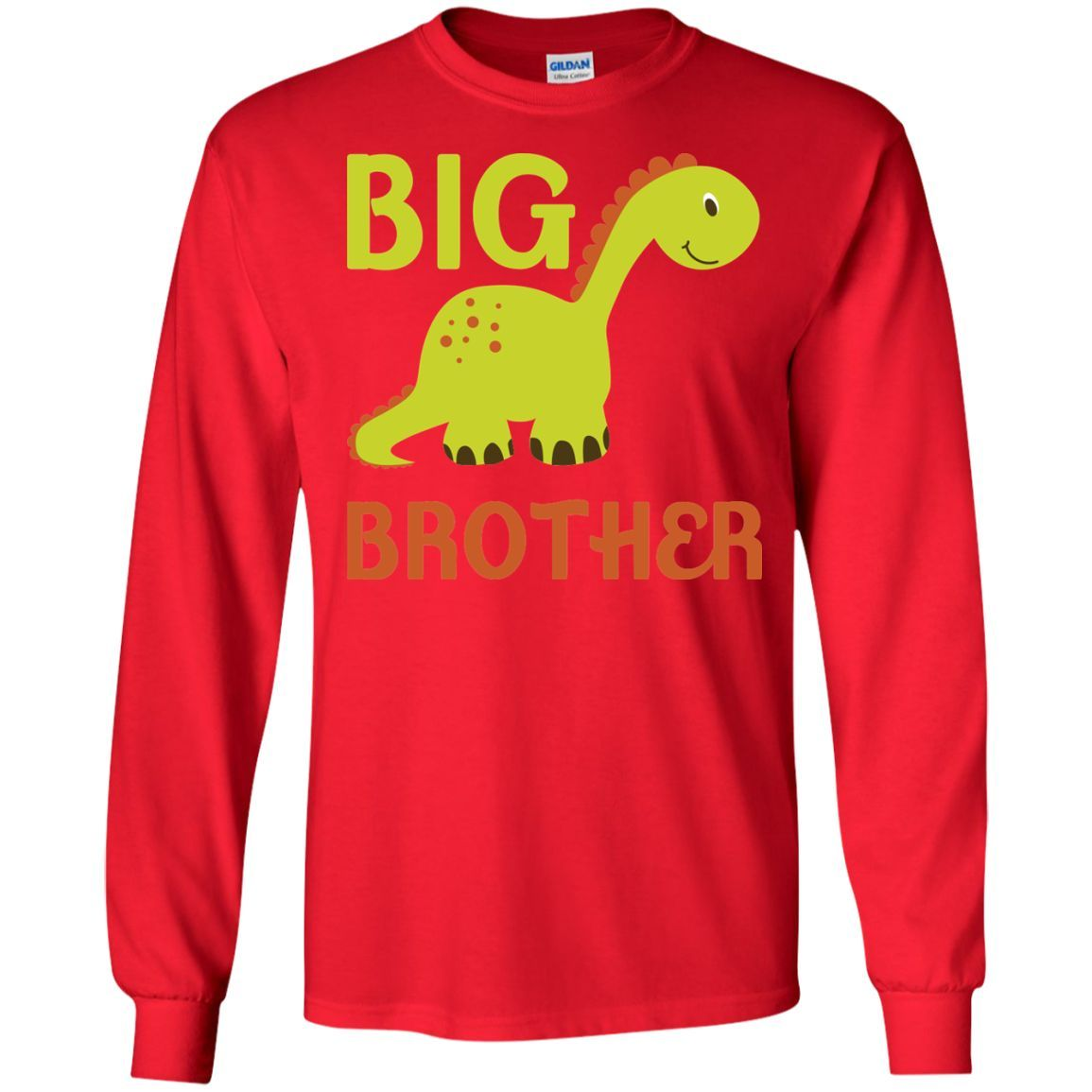 Big Brother1-01 LS Ultra Cotton Tshirt