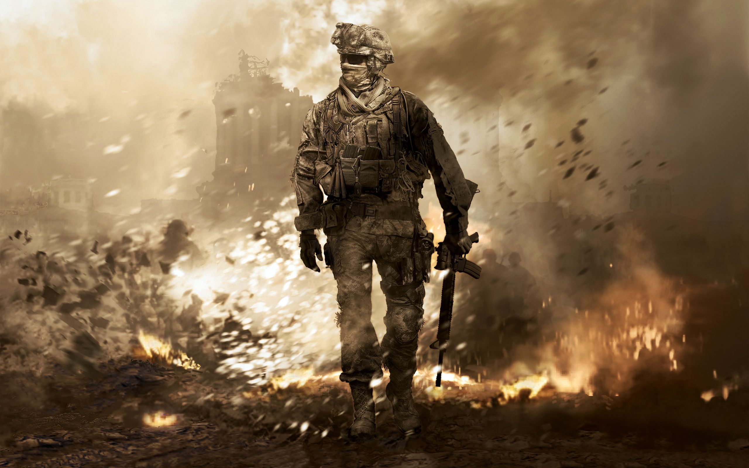Hd Call Of Duty Modern Warfare Wallpapers And Photos Hd