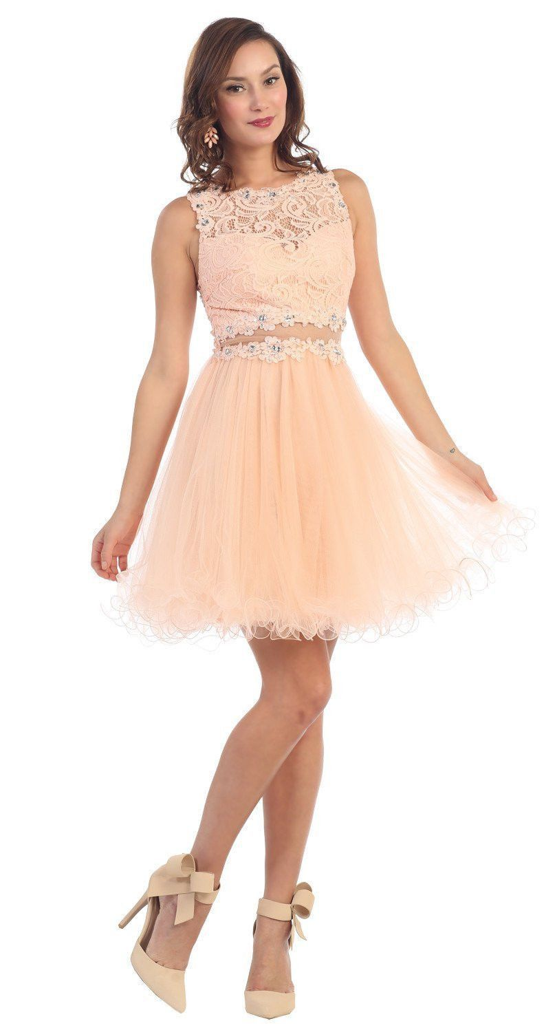 Short prom formal homecoming dress quince idk pinterest