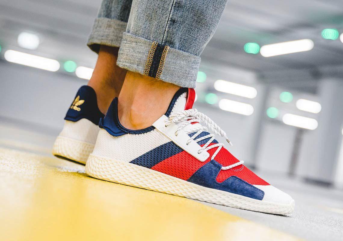 Adidas Tennis Hu V2 Bbc Sneakers Men Fashion Sneakers Fashion Sneakers