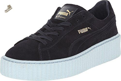 Puma x Fenty by Rihanna Suede Creepers Peacoat Cool Blue