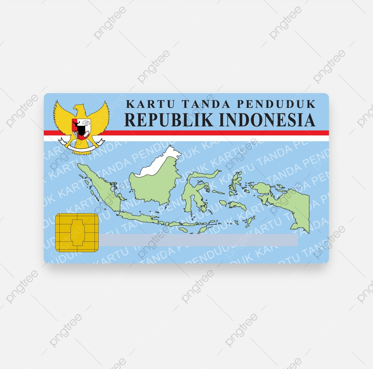 Ktp Indonesia E Ktp Id Card in 2020 Logo design free