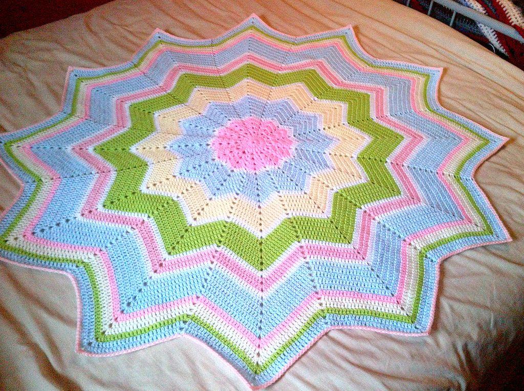 12 Point Crochet Blanket Google Search Needle Arts Pinterest