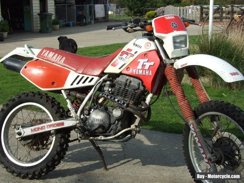 Yamaha Tt250 Yamaha Tt250 Forsale Australia Enduro Motorcycle Yamaha Motorcycles For Sale
