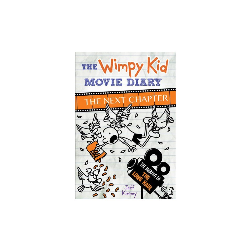 The wimpy kid movie diary the next chapter hardcover jeff kinney the wimpy kid movie diary the next chapter hardcover jeff kinney solutioingenieria Choice Image