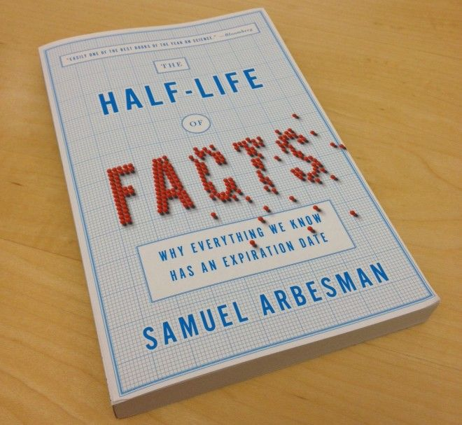 The Half-Life of Facts out in Paperback! | Books | Pinterest | Half ...