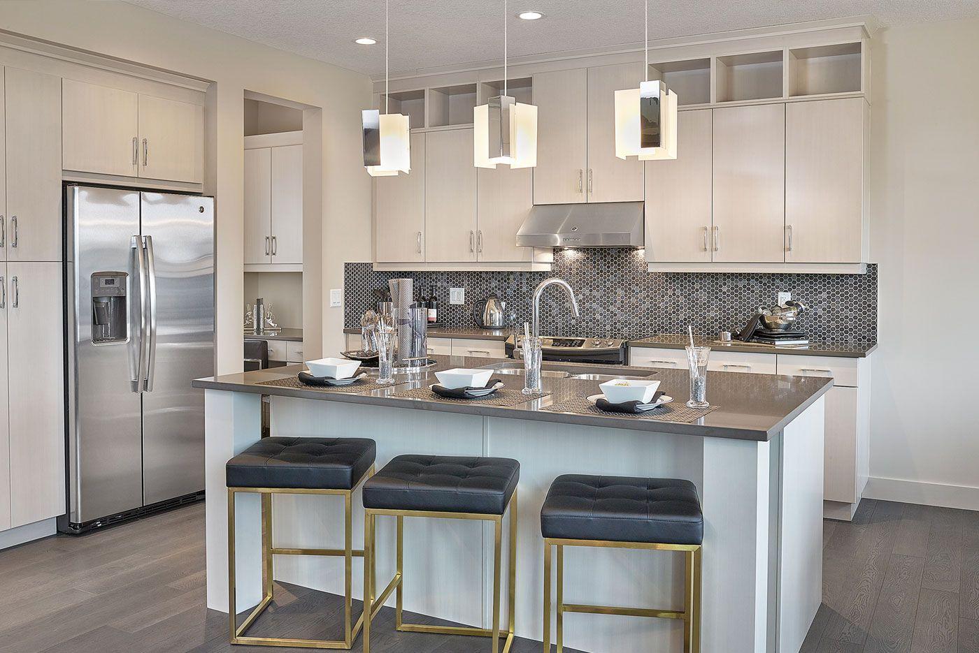 Rosedale Contemporary Kitchen Design Contemporary Kitchen