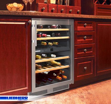 Best Of Wood Cabinet Wine Fridge