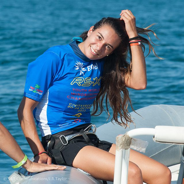 Rio 2016 sailing -- Mundial junior de RS:X, tercer puesto para el argentino Bautista Saubidet  (640×640)