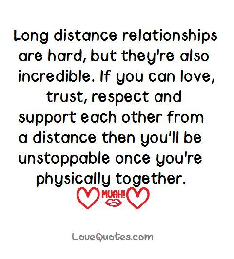 Long Distance Relationship Quotes Love Quotes For Her Long Distance Relationships Are Hard But They