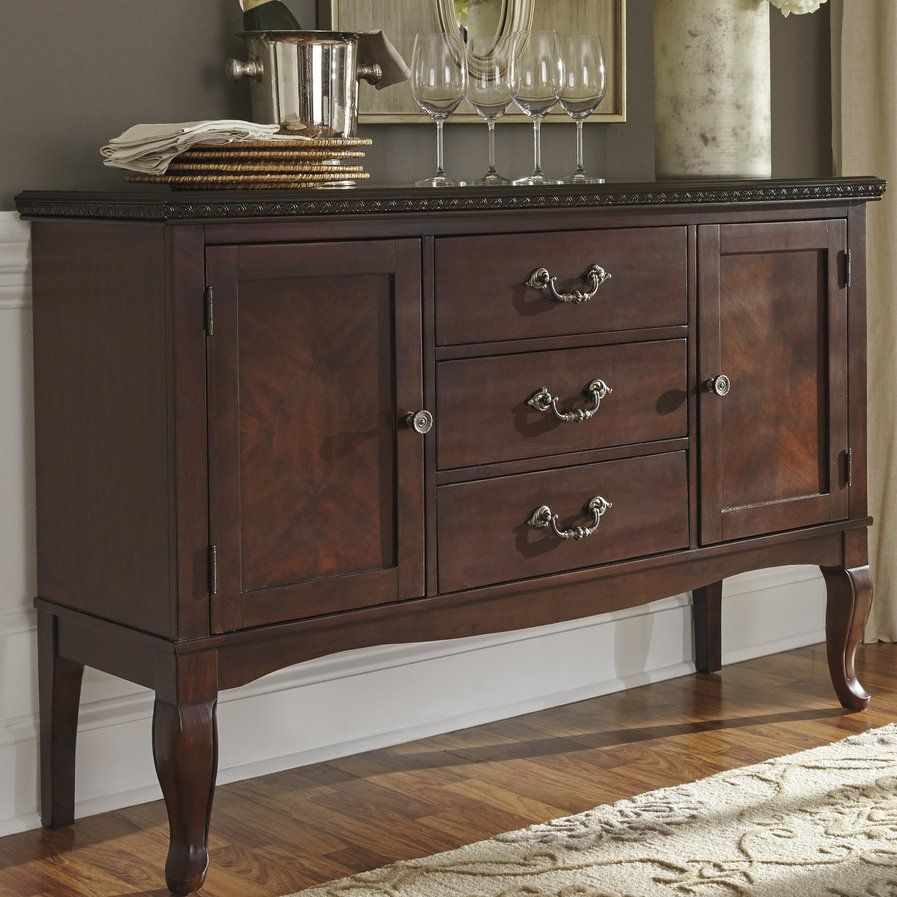 Casual Dining Room Buffet Decorating Ideas: Beddingfield Dining Room Sideboard