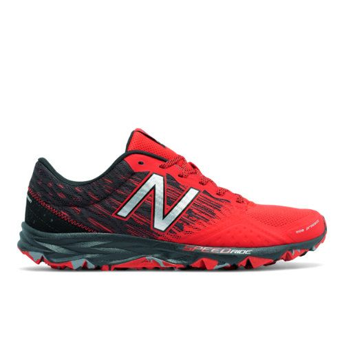 New Balance 690v2 Trail Men's Trail Running Shoes Red