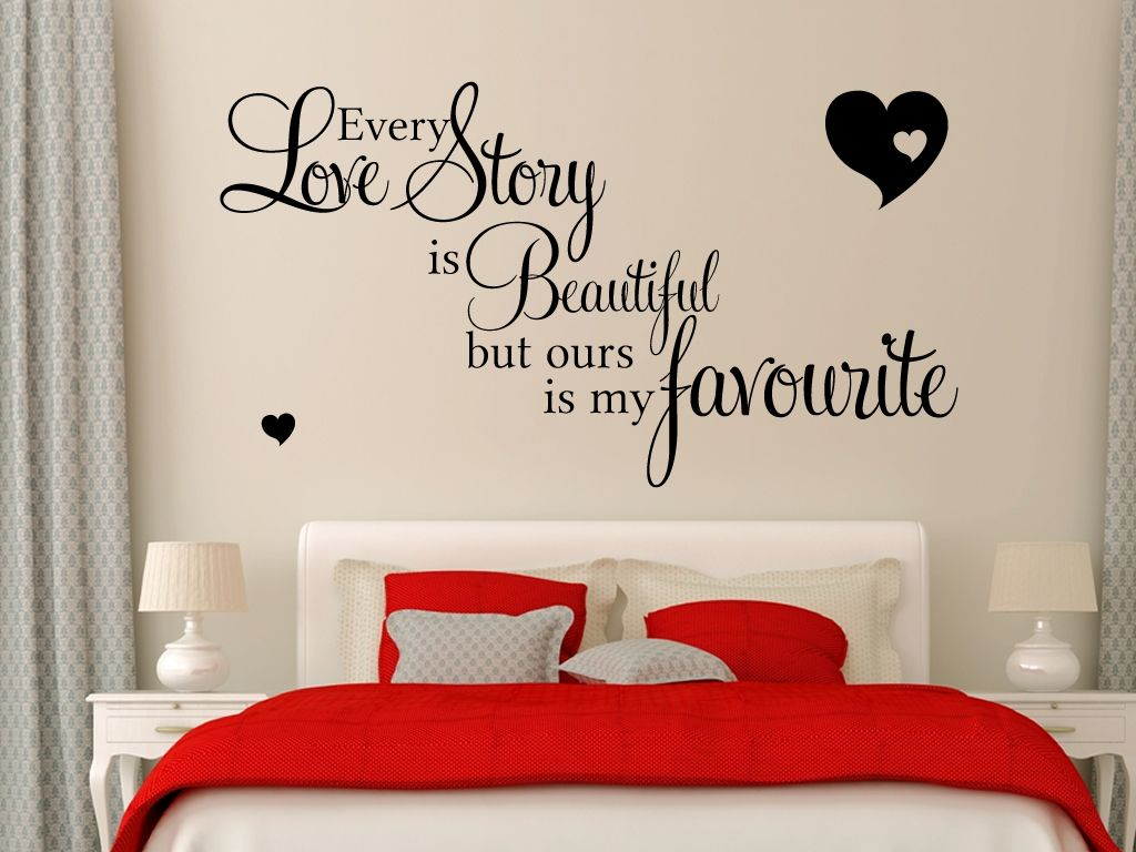 Romanic love story design every love story is beautiful but our is
