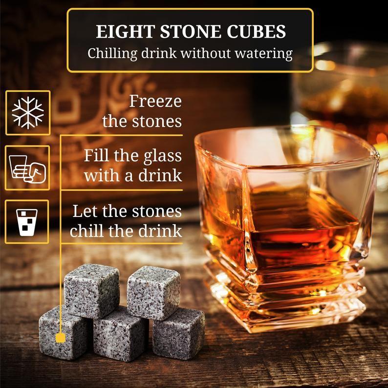 whiskey geschenkset